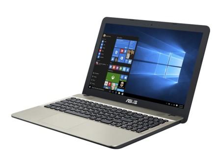 Portátil Asus X541UA-XX159T, con Core i5 y 8GB de RAM, por 469 euros