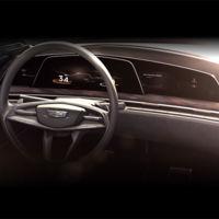 Cadillac apostará por la tecnología OLED en modelos futuros