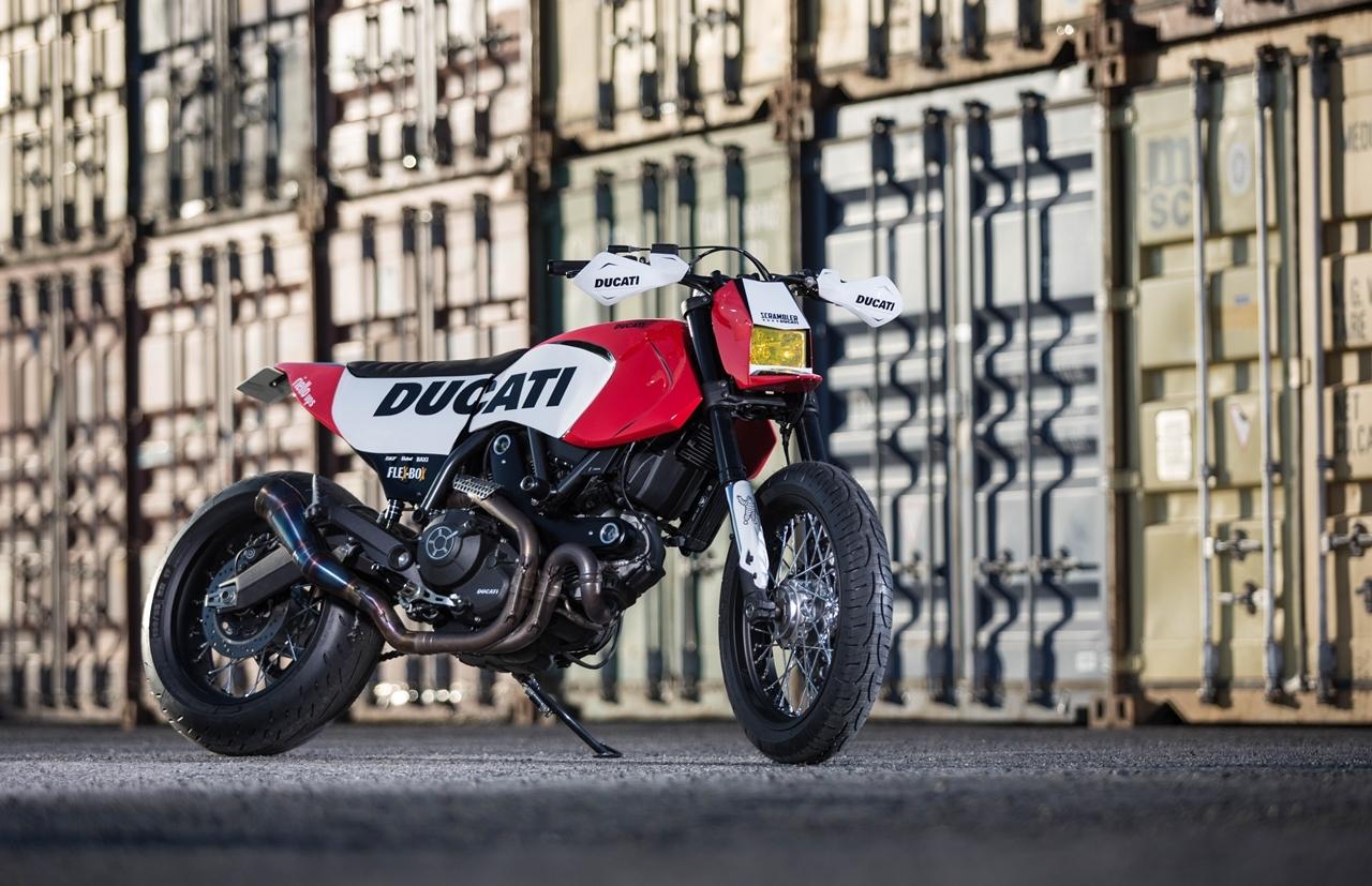 Foto de Ducati Scrambler - Russell Motorcycles (3/22)