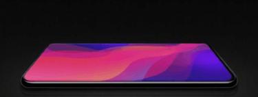 Nuevo Oppo Find X: ocultando la cámara en el cuerpo del móvil para prescindir del notch