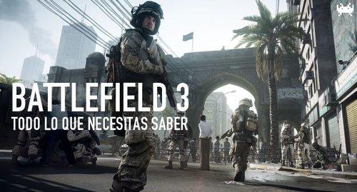 'Battlefield3',todoloquenecesitassaberdelnuevo'Battlefield'