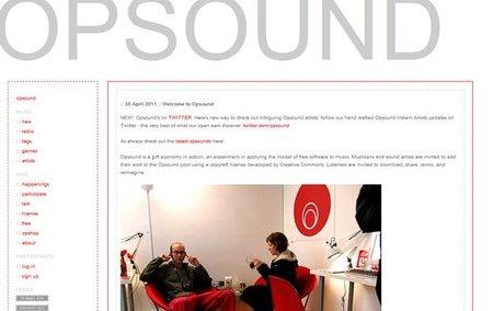Opsound música libre de derechos de autor