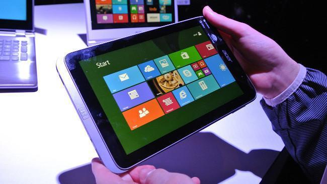 Se deja ver el nuevo tablet Windows 8.1 Acer Iconia W4