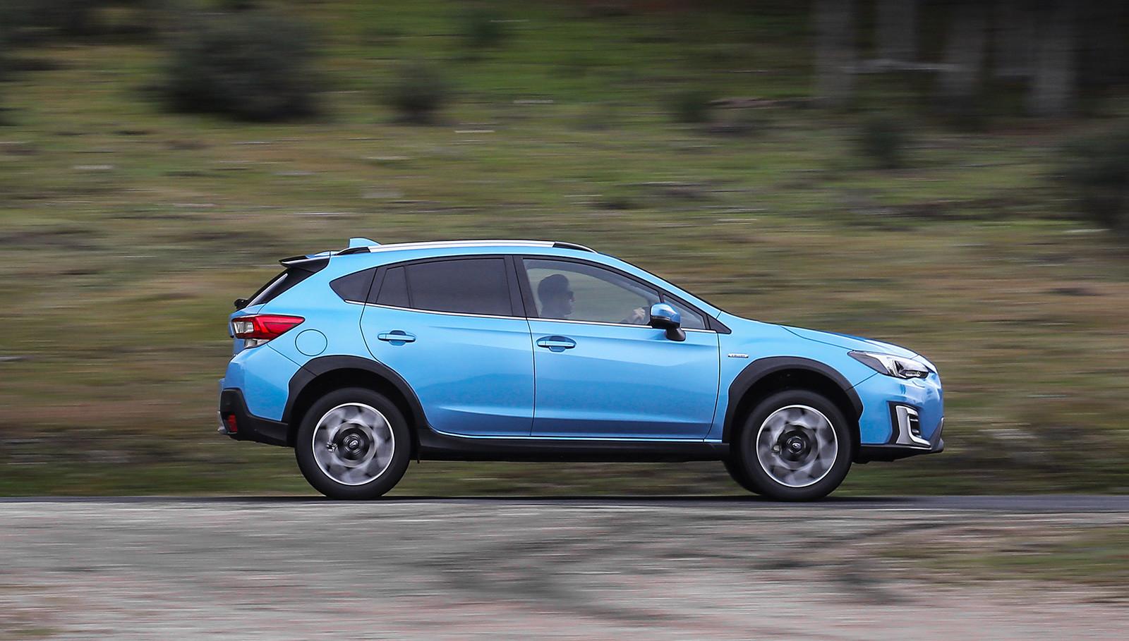 Foto de Subaru XV ECO HYBRID 2020, a prueba (7/35)