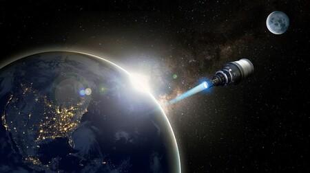 Estados Unidos quiere poner en órbita un cohete impulsado por energía nuclear en 2025 de la mano de Blue Origin
