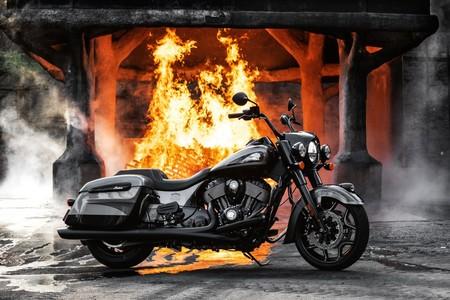 Indian Motocicleta