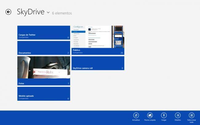 Portada SkyDrive