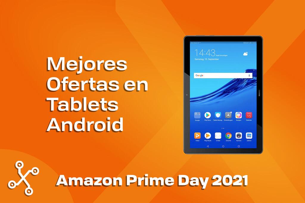 Las mejores ofertas de tablets <strong>Android℗</strong> por el Prime Day 2021, o llévate un pack con tablet y terminal Samsung℗ a mitad de precio»>     </p> <p>El Prime Day de Amazon℗ de este año(365días) 2021 ya está entre nosotros, inaugurado desde hace algunas horas, y la cosa no va sólo de <a href=