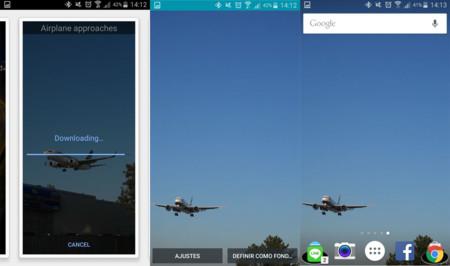 Wallflix te ofrece vídeos de calidad como fondos animados para tu móvil
