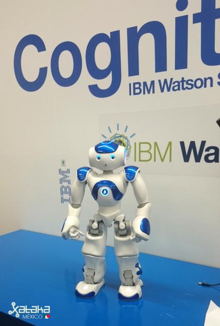 FRIDA, el robot cognitivo con IBM Watson