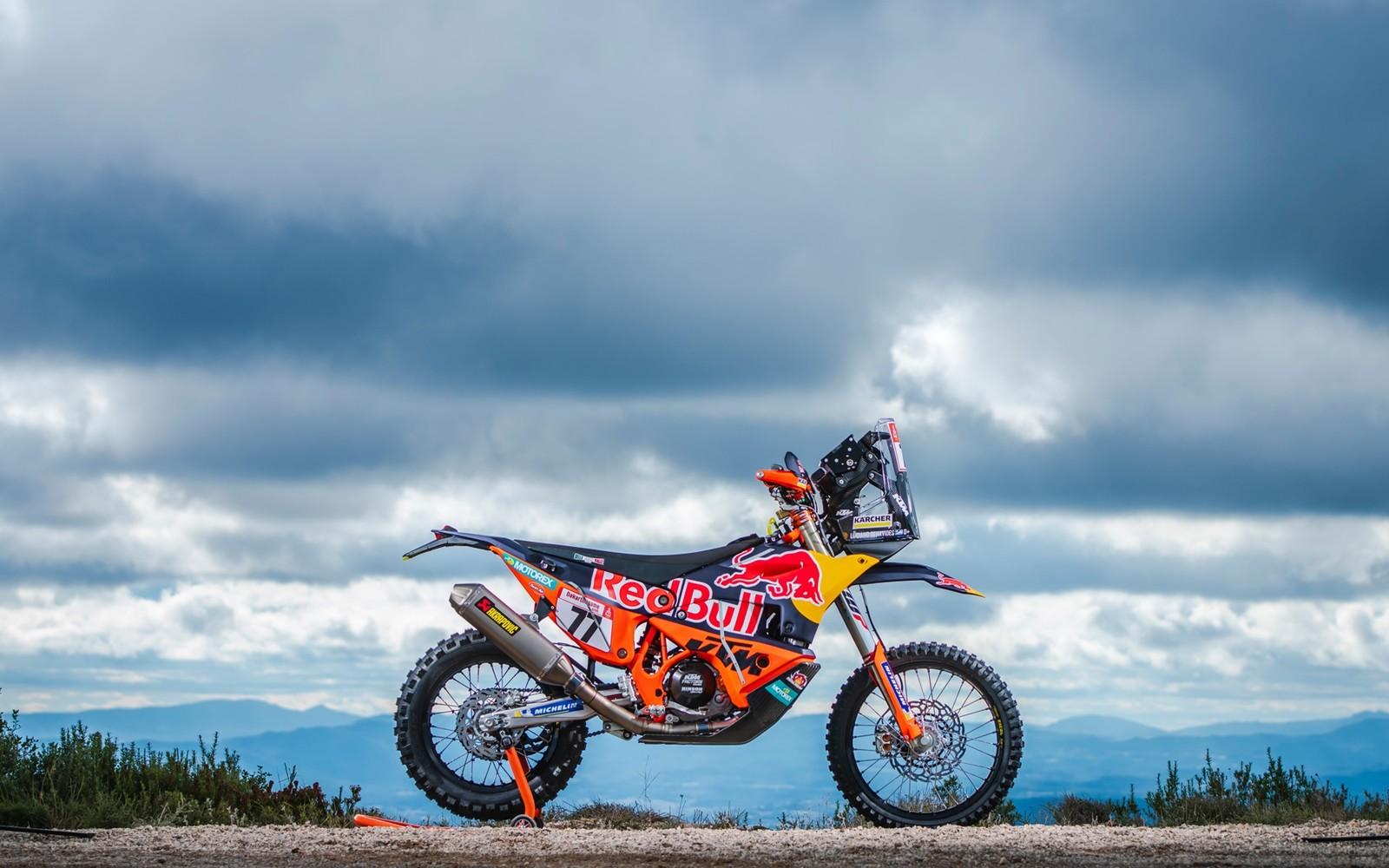 Foto de KTM 450 Rally Dakar 2019 (88/116)