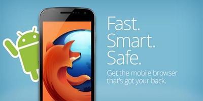 Firefox 31 para Android llega con dos interesantes mejoras