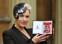 A Kate Winslet le quiere hasta la reina, mirad lo que os digo