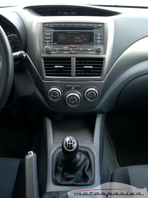 Foto de Subaru Impreza Sport (prueba) (7/32)