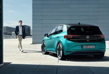 Volkswagen ID 3 coche eléctrico
