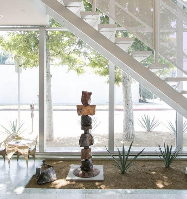 Jardin Interior Piedras