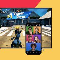 Fortnite recibe videollamadas durante las partidas gracias a su nueva integración con HouseParty