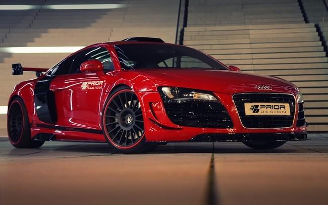Audi R8 PD GT650