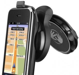 El iPhone funcionando como un navegador GPS