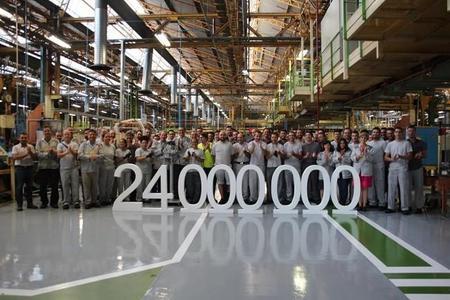 Renault Sevilla cuenta ya 24 millones de cajas de velocidades fabricadas