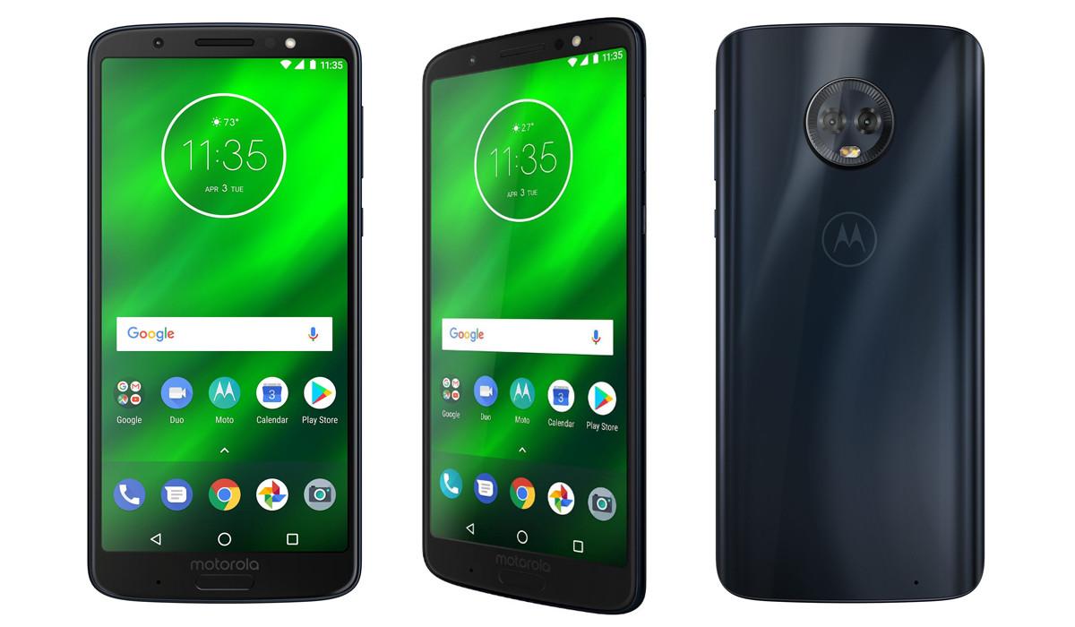 9bc37ed841f Los Moto G6, G6 Plus y G6 Play en 5 claves: así es la nueva línea media de  Motorola