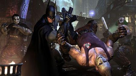 El caballero oscuro destaca entre las ofertas del finde en Steam