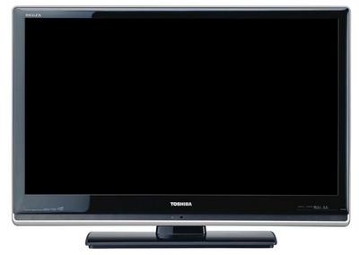 Toshiba REGZA ZV, televisores con reescalado