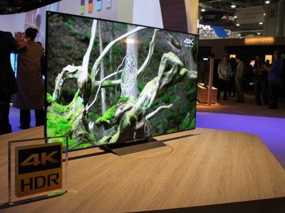 Nada de 4K, el futuro en los televisores se llama HDR y te explicamos en que consiste