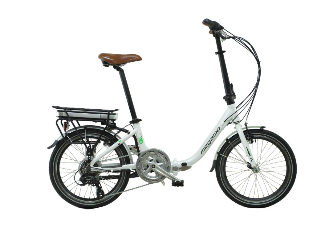 "Bicicleta eléctrica plegable Chip 3.0 20"" Megamo"