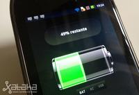 Motorola RAZR Maxx, uso y funcionamiento