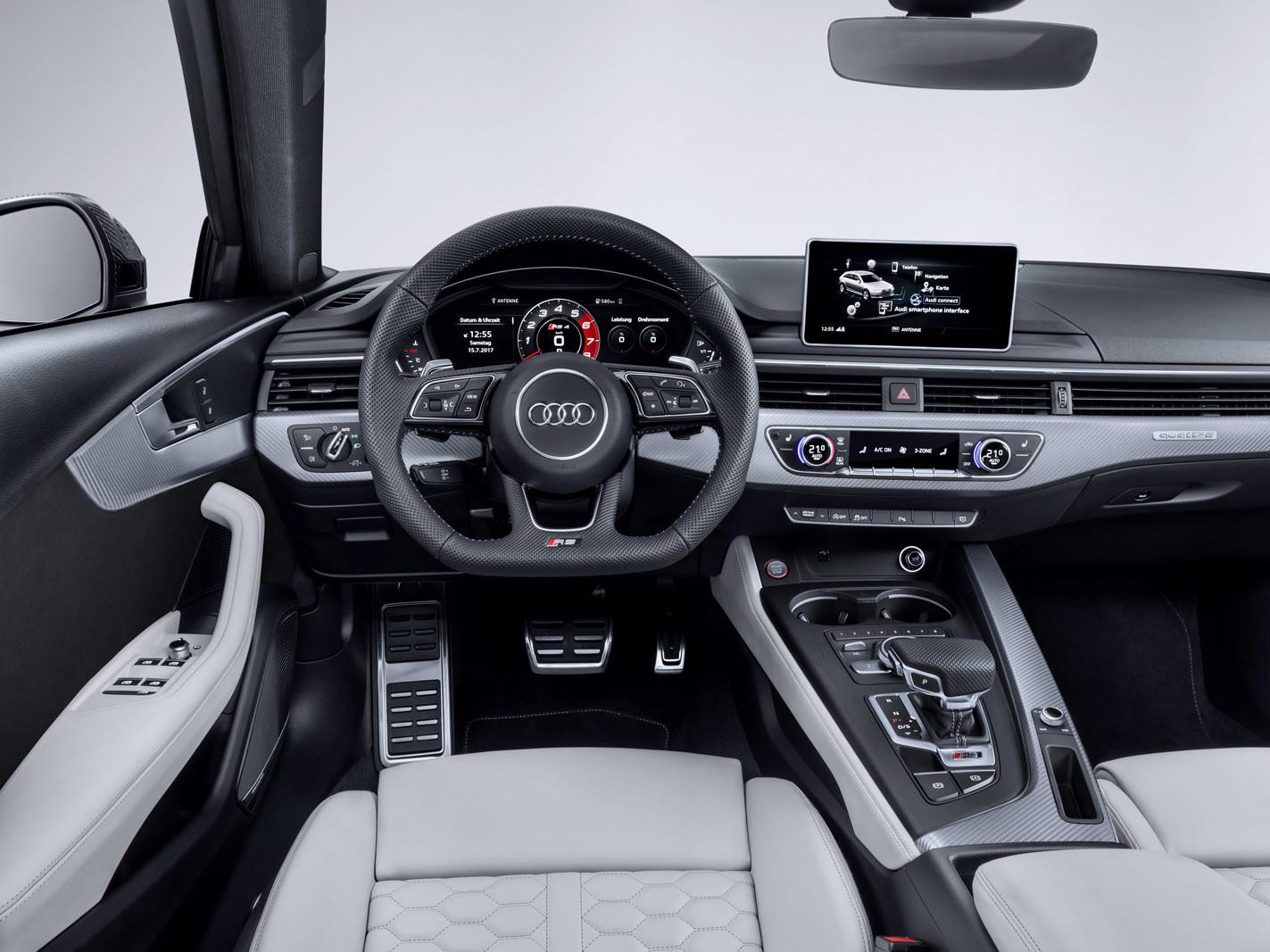 Foto de Audi RS4 Avant 2018 (20/23)