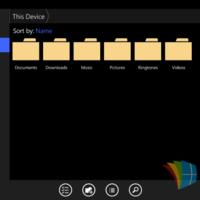 Se filtran imágenes de como lucirá Windows 10 en tablets pequeños
