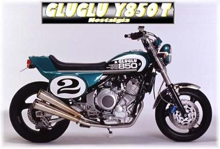 GluGlu Y850T Nostalgia