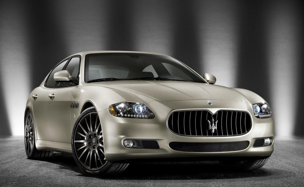 Foto de Maserati Quattroporte Sport GT S Awards Edition (1/6)