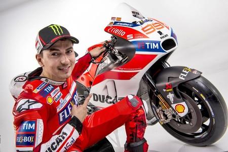 Jorge Lorenzo Ducati Honda 2019