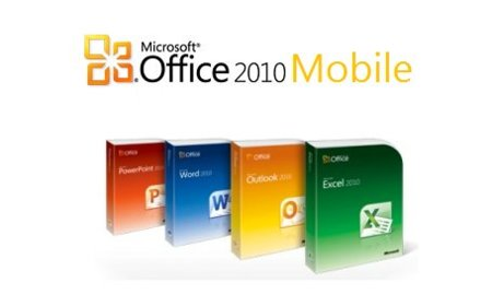 Microsoft Office Mobile 2010 disponible en Windows Mobile 6.5 como actualización gratuita