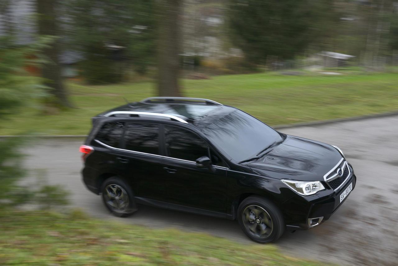 Foto de Subaru Forester 2013 (96/98)
