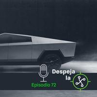 Cybertruck es un golpe en el cristal de la industria del automóvil (Despeja la X, 1x72)