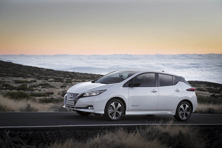 comparativa Nissan Leaf vs Volkswagen e-Golf