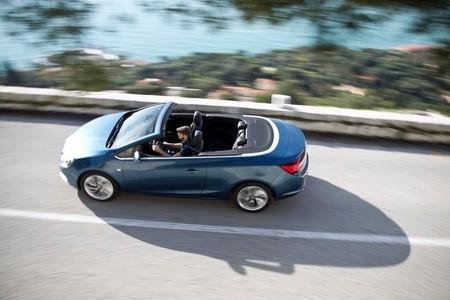 Opel Cabrio 2013, vista dinámica