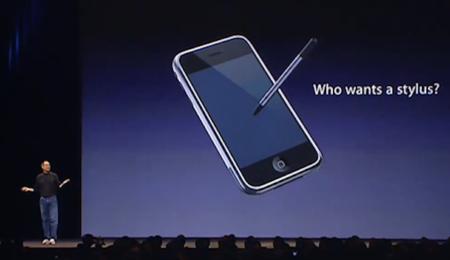 "Apple gana una patente del 2010 sobre una Stylus un tanto especial, la ""Communicating Stylus"""