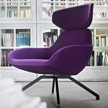 Vive el color Ultra Violet y amuebla la casa con Alma Design