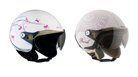 Nexx Queen y Batik, dos cascos para las moteras