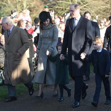 Kate Middleton comparte en Instagram la foto más tierna e íntima de su familia para felicitarnos la Navidad