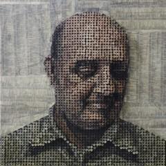 Foto 4 de 7 de la galería retratos-hechos-con-clavos en Decoesfera