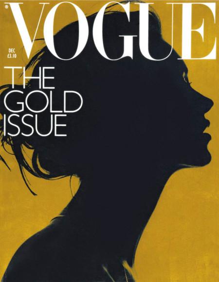 Vogue UK, diciembre de 2010