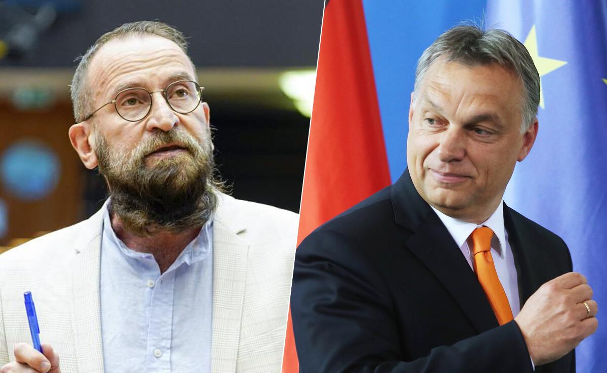 La política en Hungría: con una mano redacto leyes anti-LGBT, con la otra participo en orgías gay