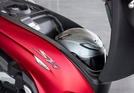 Honda Sh350i 2021 2