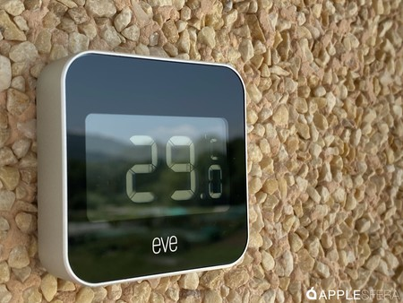 Eve Degree, el termómetro HomeKit con el que podemos automatizar aún más nuestro hogar
