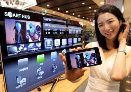 Samsung Smart View pone una segunda TV en tu móvil, siempre que sea Samsung